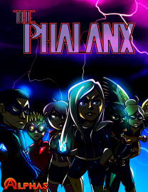 1 the phalanx logo