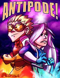 3 Antipode logo