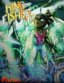 5 king fisher logo