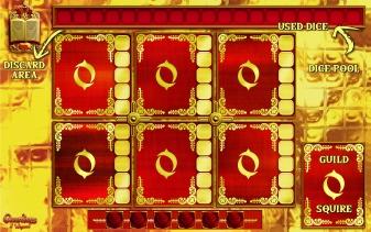 Player Board - Lorekeepers Guild