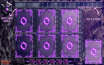Player Board - Shadowsilk Guild