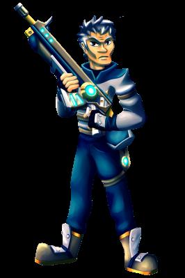 Captain Shepard 2