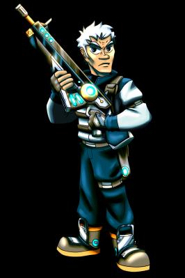 Captain Shepard